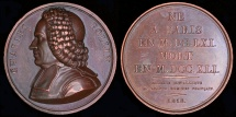 World Coins - 1818  France - Charles Rollin a French historian and educator by Louis Jaley
