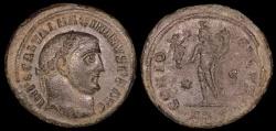 Ancient Coins - Maximinus II Follis - GENIO AVGVSTI - Antioch Mint