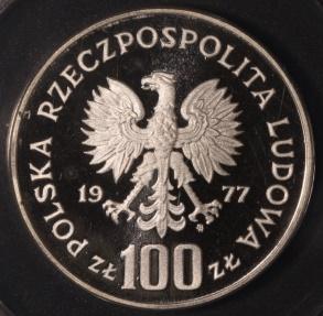 World Coins - 1978 Poland 100 Zlotych