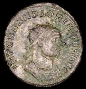 Ancient Coins - Florian Antoninianus - PROVIDEN DEOR - Serdica Mint