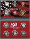 Us Coins - 2001 Silver US Proof Set