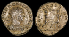 Ancient Coins - Aurelian Antoninianus - ROMAE AETERNAE - Mediolanum Mint