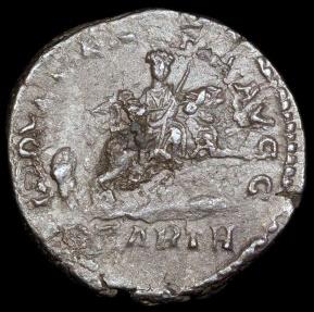 Ancient Coins - Septimius Severus Denarius - INDVLGENTIA AVGG IN CARTH - Rome Mint