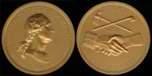 1789 George Washington - US Mint Medal
