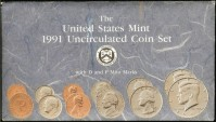 1991 US Mint Set