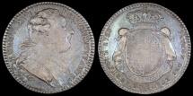 World Coins - 1780 France - Jeton -  Louis XVI - Estates of Brittany