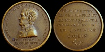 World Coins - 1800 France - Napoleon - Expedition of Captain Nicolas-Thomas Baudin (to Australia) by Jean-Pierre Montagny