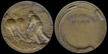 World Coins - 1912 France: Agricultural Prize Medal