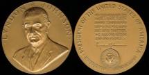 Us Coins - 1965 Lyndon Baines Johnson - US Mint Medal