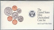 Us Coins - 1992 US Mint Set