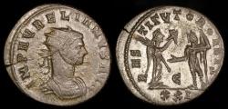 Ancient Coins - Aurelian Antoninianus - RESTITVTOR ORBIS - Cyzicus Mint