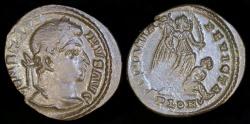Ancient Coins - Constantine I Ae Follis - SARMATIA DEVICTA - Londinium Mint