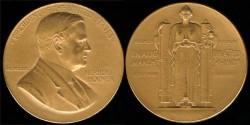 Us Coins - 1929 Herbert Clark Hoover - US Mint Medal