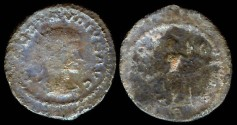 Ancient Coins - Claudius II, Gothicus Antoninianus - SALVS AVG - Rome Mint