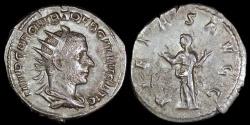 Ancient Coins - Trebonianus Gallus Antoninianus - PIETAS AVGG - Rome Mint