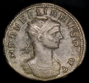 Ancient Coins - Aurelian Antoninianus - RESTITVT ORBIS - Serdica Mint
