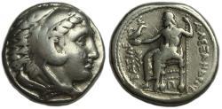 Ancient Coins - Alexander III Tetradrachm