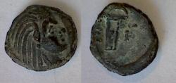 Ancient Coins - Thrace, Panticapaeum AE12