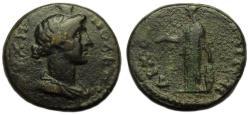 Ancient Coins - Mysia, Attaea AE21