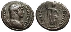 Ancient Coins - Hadrian Alexandrian Tetradrachm : Ptah-Hephaistos