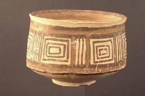 Ancient Coins - Harrapan Terracotta Bowl, Indus Valley, 3000-2500 BC