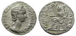 Ancient Coins - Orbiana AR Denarius : CONCORDIA AVGG