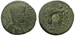 Ancient Coins - Cilicia, Irenopolis AE29  Valerian I