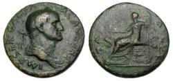 Ancient Coins - Galba Ae Sestertius :  AVGVSTA