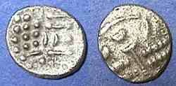 Ancient Coins - British Celtic Durotriges Early - mid 1st cent BC