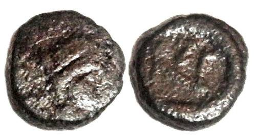 Ancient Coins - Little monogram of Zeno