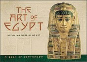 Ancient Coins - The Art of Egypt Postcard set