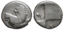 Ancient Coins - Thrace Chersonesos, AR Hemidrachm