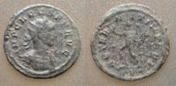 Ancient Coins - Carus AE Antoninianus, AD 282-283