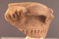 Ancient Coins - Taino Pottery Odorno - AD600-1400