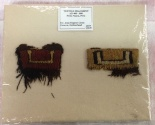 Ancient Coins - PreColumbian Textile Fragment, Proto Nazca, Peru