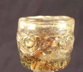 Ancient Coins - Glass Jar, Medieval English