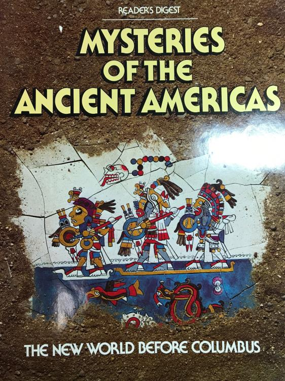 Ancient Coins - Mysteries of the Ancient Americas