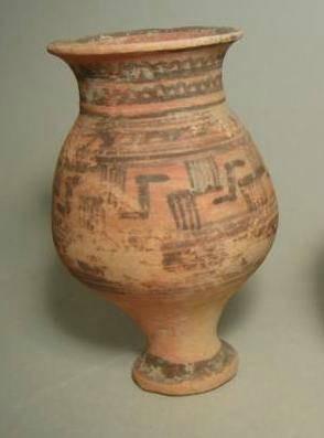 Ancient Coins - Kot Diji Culture goblet-shaped vessel, 3000-2500 BC
