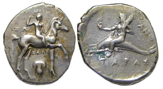 Ancient Greek Coins - | Golden Eagle Coins