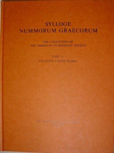Ancient Coins - Sylloge Nummorum Graecorum. Part 6 Palestine-South Arabia.
