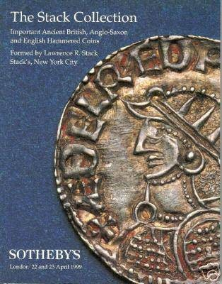 Ancient Coins - Sotheby's Catalog - The Stack Collection