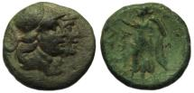 Ancient Coins - Pamphylia, Attalia AE17