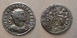 Ancient Coins - Florian AE Antoninianus, AD 276