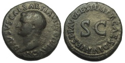 Ancient Coins - DRUSUS AE As