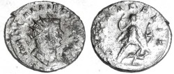 Ancient Coins - Gallienus : DIANA FELIX