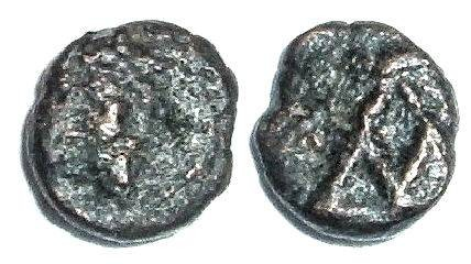 Ancient Coins - Justinian nummus from Carthage