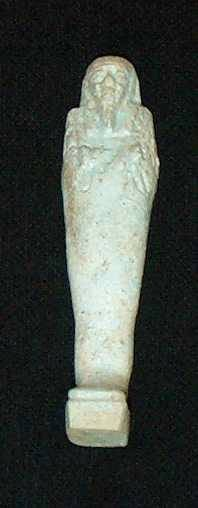Ancient Coins - Large Faience Ushabti