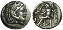 Ancient Coins - Alexander III AR Drachm