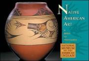 Ancient Coins - Native American Art Postcard Set