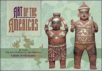 Ancient Coins - Art of the Americas Postcard Set